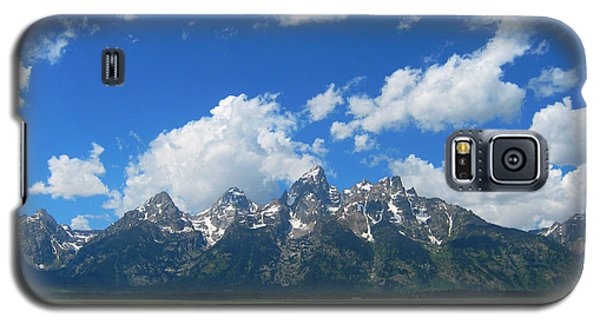 Galaxy S5 Case featuring the photograph Grand Teton National Park by Janice Westerberg