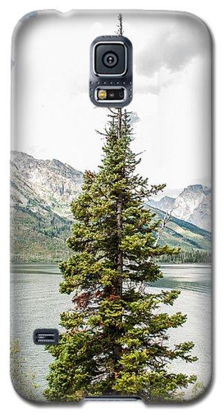 Grand Tetons Lan 562 Galaxy S5 Case