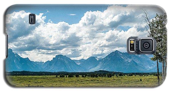 Grand Tetons Lan 564 Galaxy S5 Case