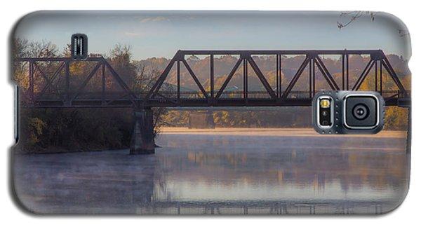 Grand Trunk Railroad Bridge Galaxy S5 Case