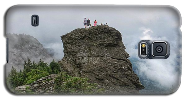 Grandfather Mountain Hikers Galaxy S5 Case