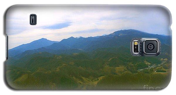 Grandfather Sugar Beech Mountains Galaxy S5 Case by Annlynn Ward