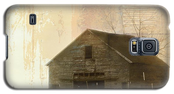 Grandfather's Barn Galaxy S5 Case by Lena Wilhite