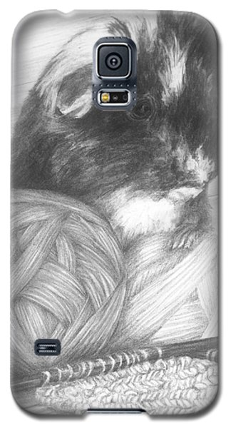 Grandma Paisley Galaxy S5 Case