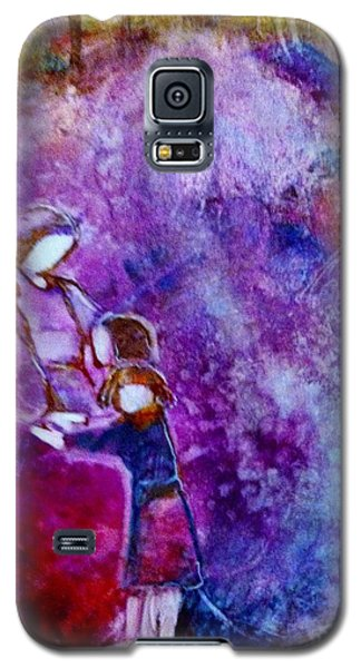 Grandma's Girls Galaxy S5 Case