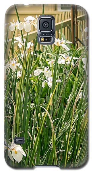 Grandpa's Lilies Galaxy S5 Case