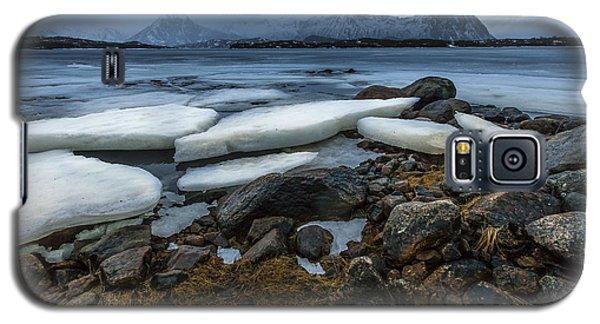 Granite And Ice Galaxy S5 Case
