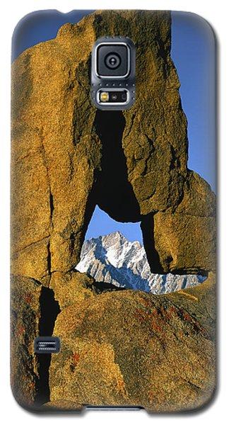 Granite Arch Galaxy S5 Case