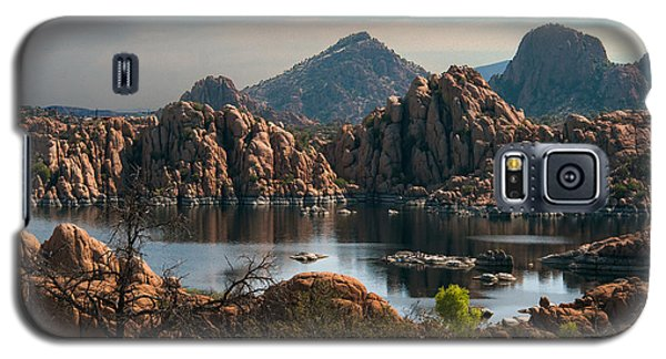 Granite Dells At Watson Lake Galaxy S5 Case