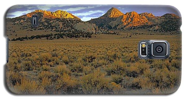 Granite Mountain Sunrise Galaxy S5 Case