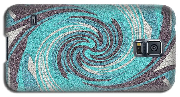 Galaxy S5 Case featuring the digital art Granite Tile 1 by Brian Johnson