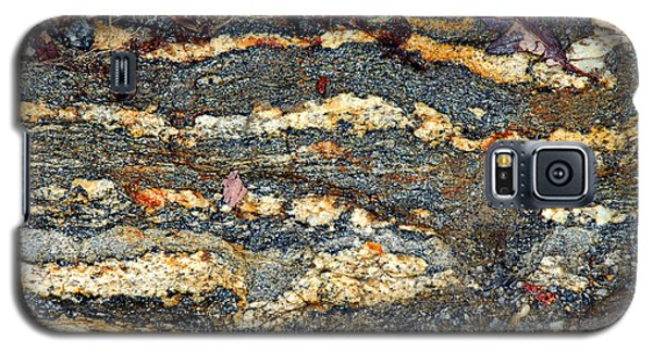 Galaxy S5 Case featuring the photograph Granite Trail by Allen Carroll