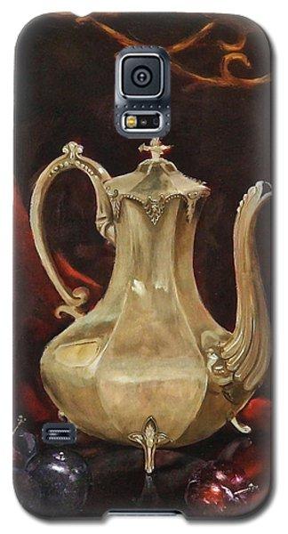 Grannys Teapot Galaxy S5 Case by Dan Redmon