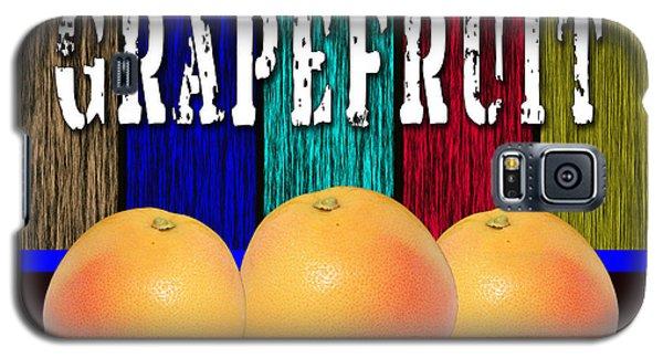 Grapefruit Galaxy S5 Case