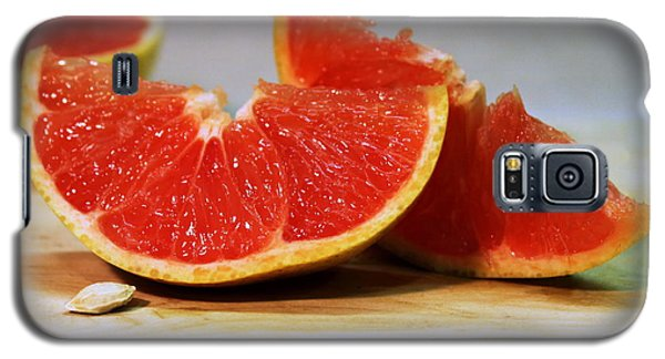 Grapefruit Slices Galaxy S5 Case