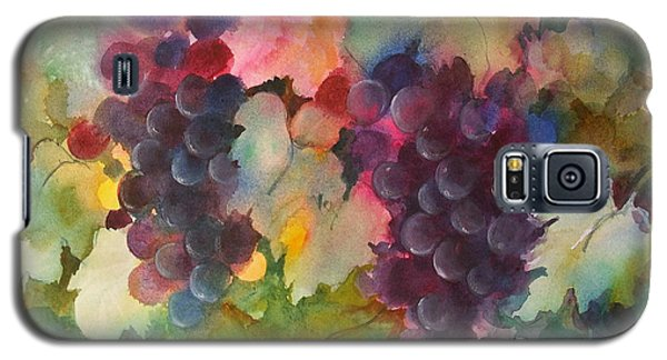 Grapes In Light Galaxy S5 Case by Michelle Abrams