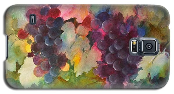 Grapes In Light Galaxy S5 Case