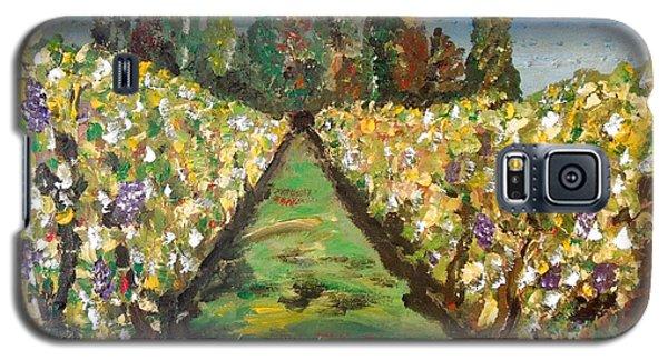 Grapes Of Tuscany Galaxy S5 Case