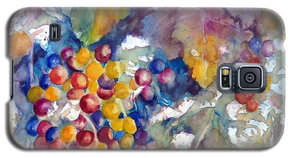 Grapes On The Vine Galaxy S5 Case