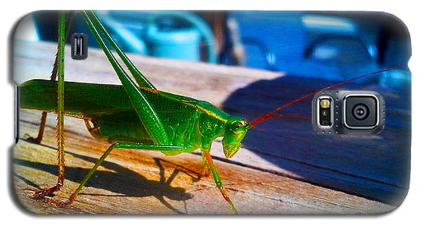 Grass Hopper Galaxy S5 Case