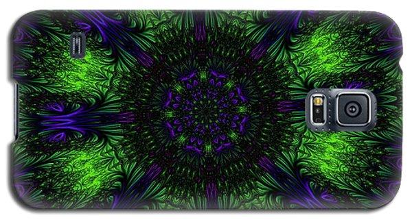 Grass Views Kaleidoscope Galaxy S5 Case