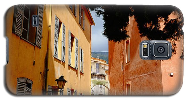 Grasse Alley France Galaxy S5 Case