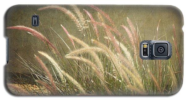 Grasses In Beauty Galaxy S5 Case