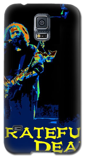 Grateful Dead - In Concert Galaxy S5 Case by Susan Carella