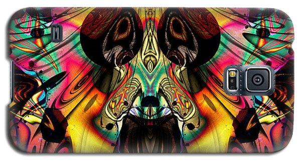 Grateful Desert Skull Galaxy S5 Case