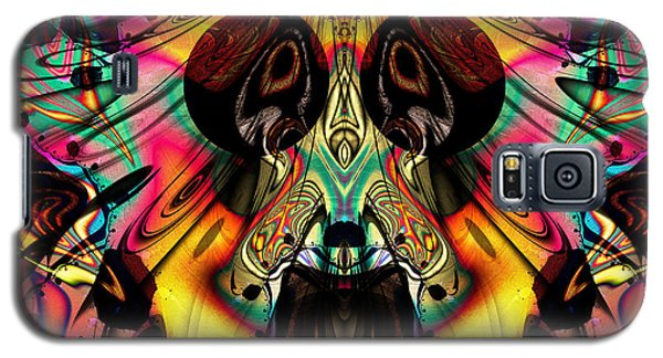 Grateful Desert Skull Galaxy S5 Case