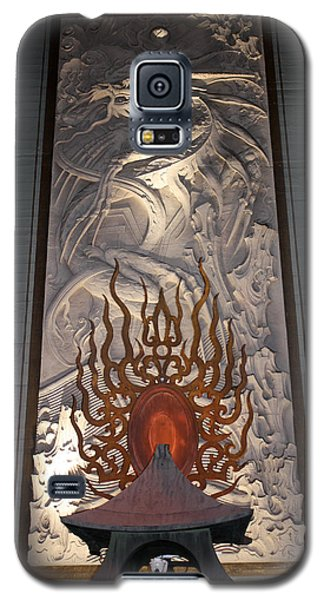 Grauman's Artwork Galaxy S5 Case