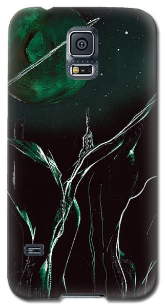 Gravair Castle Galaxy S5 Case