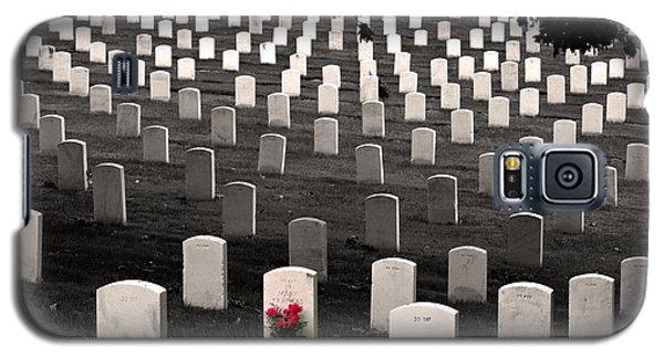 Graves At Arlington National Cemetery Galaxy S5 Case