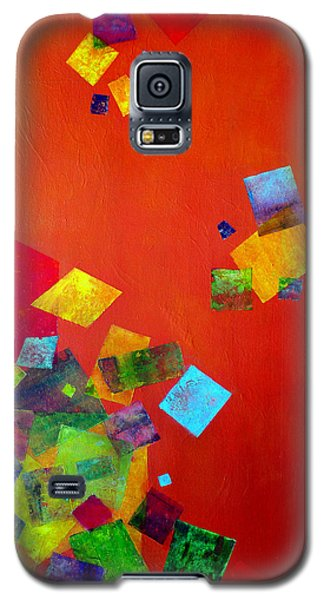 Gravity Is Only A Theory Galaxy S5 Case by Jim Whalen