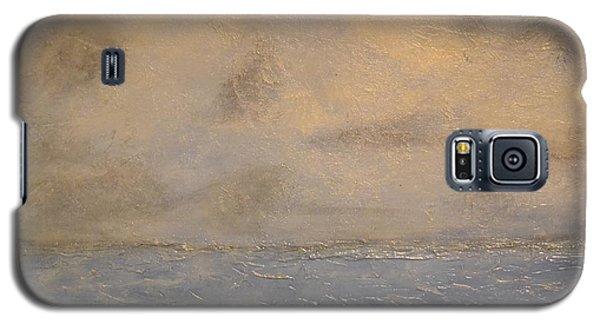 Gray Dawn Galaxy S5 Case by Lori Jacobus-Crawford
