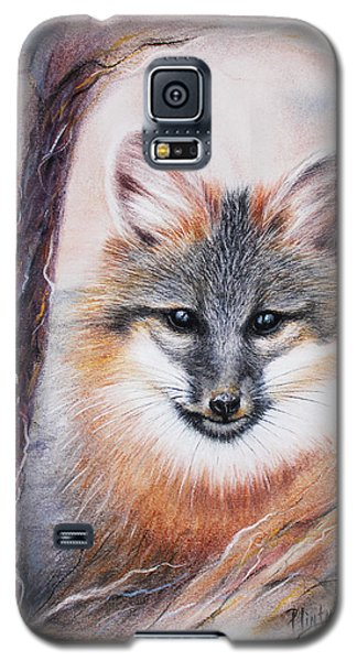 Gray Fox Galaxy S5 Case