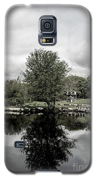 Grays Mill Pond Galaxy S5 Case by Angela DeFrias