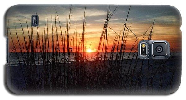 Grayton Beach Sunset 3 Galaxy S5 Case