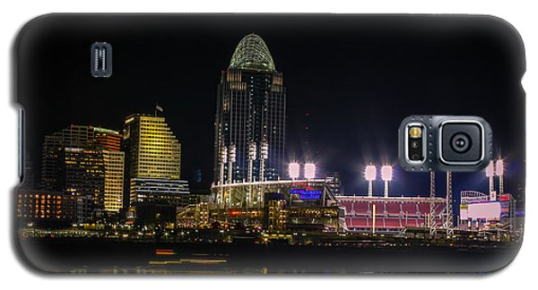 Great American Ball Park Galaxy S5 Case