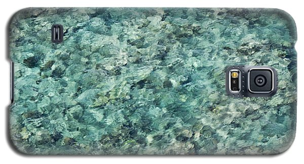 Great Barrier Reef Texture Galaxy S5 Case