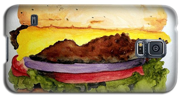 Great Big Meal Galaxy S5 Case by Carol Grimes