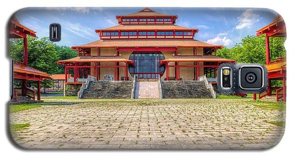 Great Buddha Hall Galaxy S5 Case