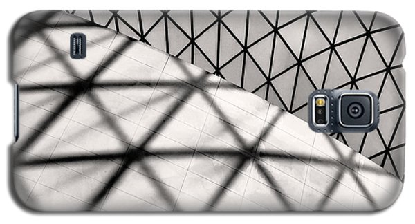 Great Court Abstract Galaxy S5 Case
