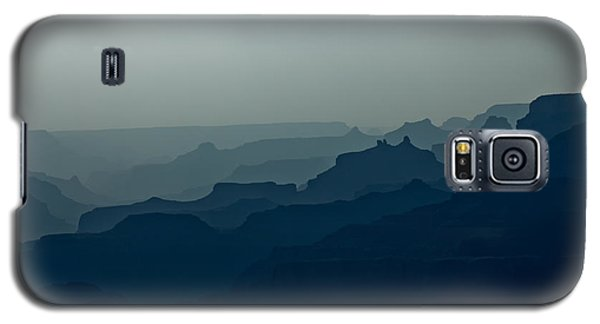 Galaxy S5 Case featuring the photograph Great Crevice by Joel Loftus