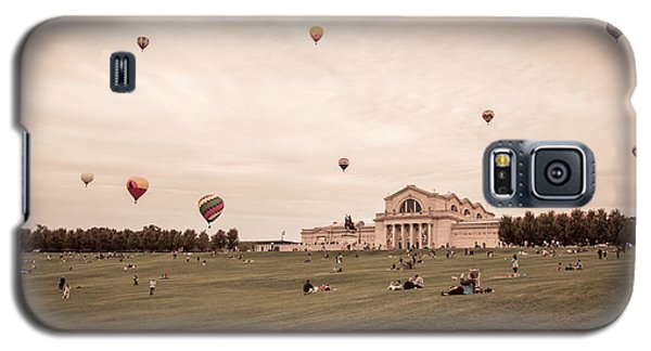 Great Forest Park Balloon Race Galaxy S5 Case