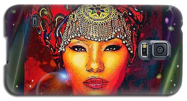 Great Lady Malkia Galaxy S5 Case