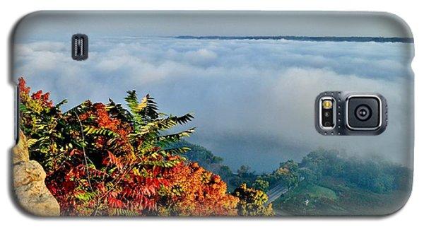 Great River Road Fog Galaxy S5 Case