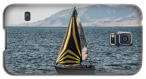 Great Salt Lake Lan 609 Galaxy S5 Case
