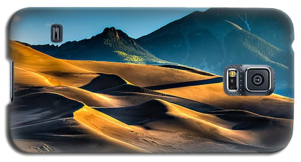 Great Sand Dunes At Dawn Galaxy S5 Case