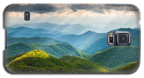 Mountain Galaxy S5 Case - Great Smoky Mountains National Park Nc Western North Carolina by Dave Allen